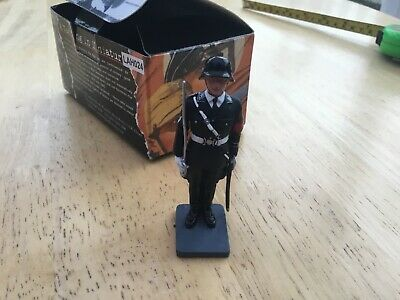 King And Country German Nazi SS Guard LAH024 In Box Berlin 38 • 5£