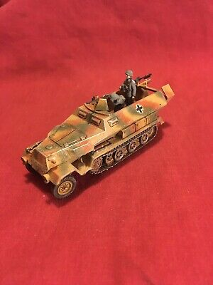 1/72 WW2 German Halftrack Kfz.251. Over 600 Scale 1/72 Military Models On Offer • 21.99£