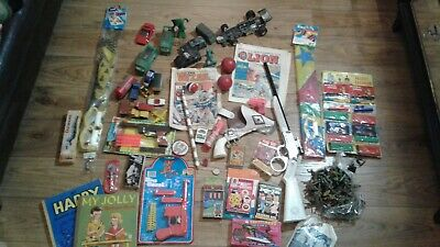 Vintage 1970s Toy Collection • 39.99£