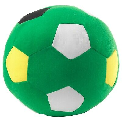 Football Top Ikea Sparka Soft Toy Green Soft Ball Football Game For Indoor Use • 9.90£