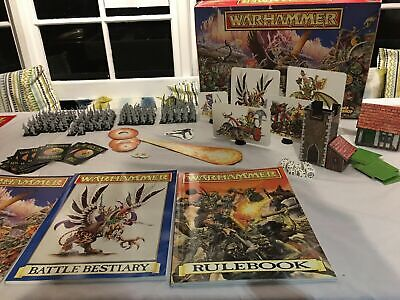 Warhammer Fantasy Battles 4th Edition - The Collection • 1,499.99£