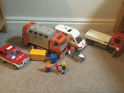 City Playmobile, All In Good Condition • 20£