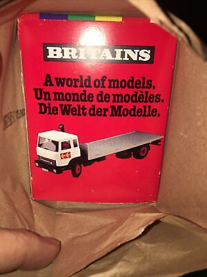 Britains Farm 9582 Iveco Lorry • 150£