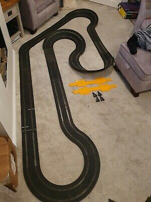 Scalextric Classic Track Large Joblot Of Track And Extra,s  • 30£