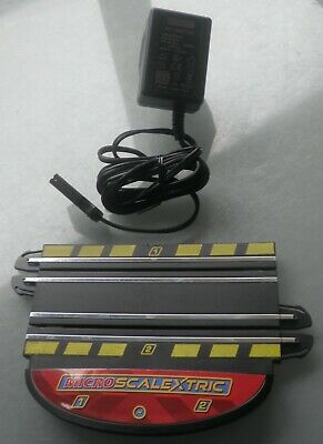 Micro Scalextric G8043 Battery Operated To Mains Operated Conversion Kit. • 14.99£