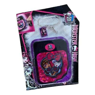 Monster High Girls Secret Diary Girls Gift Pocket Money Toy • 1.99£