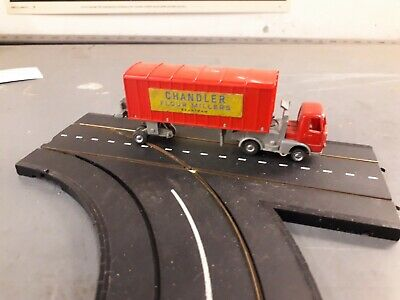 Nice Working Triang Railway/minic Motorway RM 925 Roadrailer, Track Tested • 100£