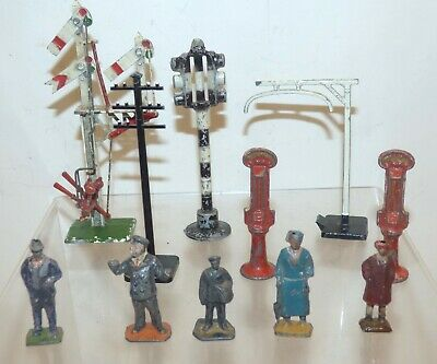 DIN05 Railway Accessories, Mainly Dinky, With Triang, Crescent, Pixyland  • 9.99£