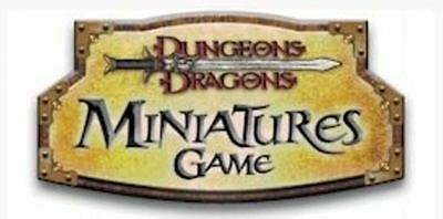 D&D Minis Deathknell #38 Large Blue Dragon Dungeons & Dragons • 4£