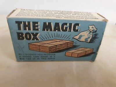 Vintage Magic Box  • 10£