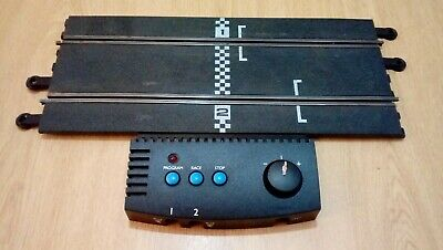 Vintage Scalextric  Race Yourself Power Track • 4.50£