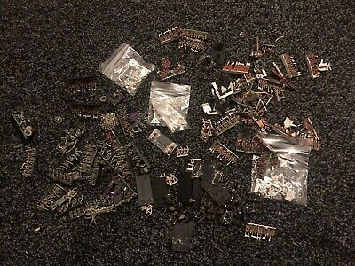Large Joblot Of Warhammer Warmaster Miniatures And Bases • 250£