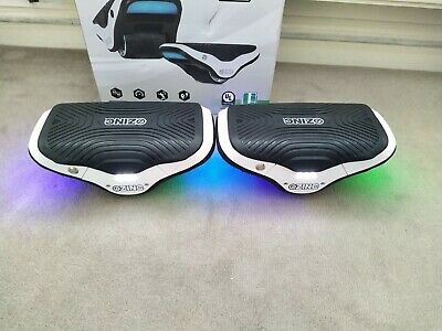 Zinc Hovershoes /electric Scooter Moped Vehicle Skate / • 90£