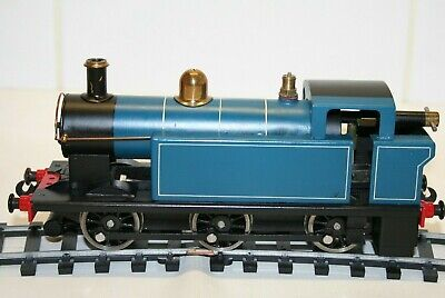 Vintage O Gauge Leech Rochester 0-6-0 Jinty Tank Live Steam Engine Locomotive  • 91£