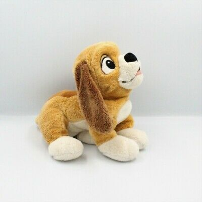 Plush Dog Rox And The Hound Disneyland Paris - Dog, Wolf, Fox Classic • 27.85£