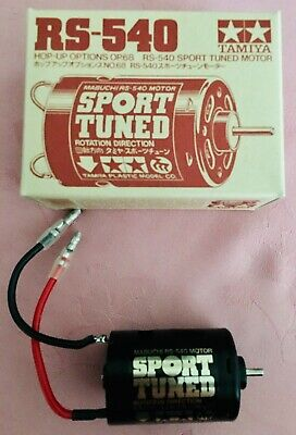 Tamiya Rs-540 Sport Tuned Motor New (other) Item No. 53068*1500  • 9.95£