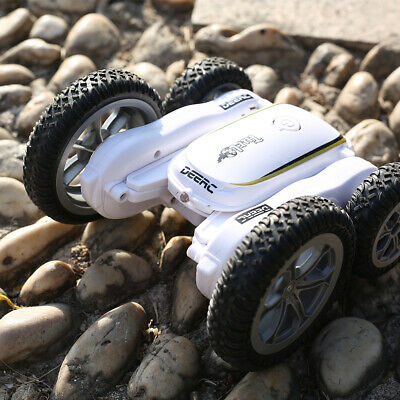 DEERC 2.4G RC Cars 4WD Racing Remote Control Truck Vehicle  Off Road Buggy Toy • 15.99£