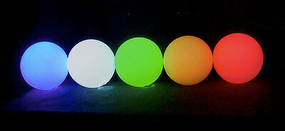 ONE SINGLE Slow Fade LED Glow Ball By Oddballs - Contact And Juggling • 11.94£