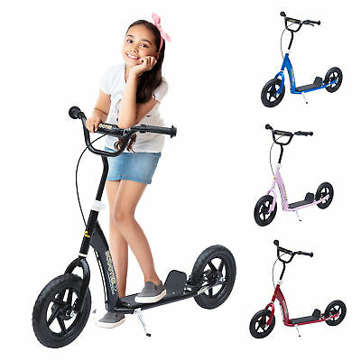Teen Push Scooter Kids Children Stunt Scooter Bike Bicycle Ride On 12  Tyres New • 58.99£