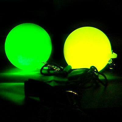 Slow Fade LED Poi By Oddballs - Bright Glow, Soft & Durable Circus Juggling • 21.94£