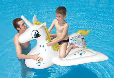 *NEW IN BOX* Regent FUN Inflatable Pegasus Rider - Pool Water Toy • 16.54£