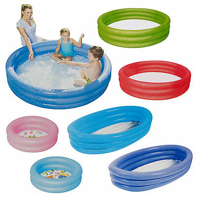 Bestway Kids Swimming Pool Children Water Paddling Activity Inflatable Fun Play • 15.49£