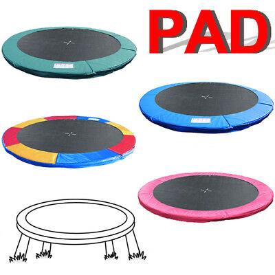Replacement Trampoline Safety Spring Cover Padding Pads 6FT 8FT 10FT 12FT 14FT • 56.99£