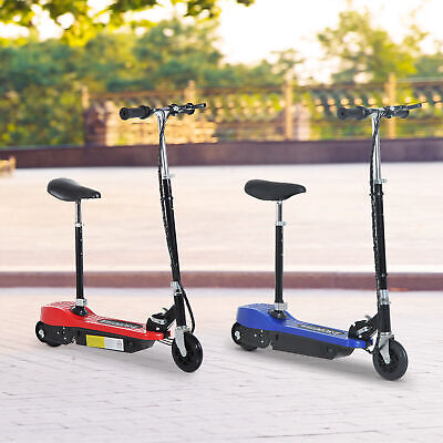 NEW Ride On Adjustable Electric Scooter For Kids E Scooter 120W • 104.99£
