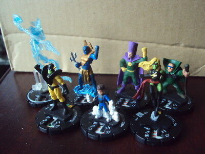 Marvel Heroclix Selection Of 7  Figures Vgc Free Uk Post • 5.99£