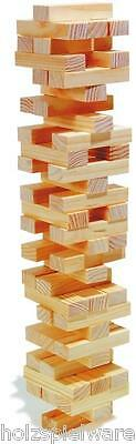 Legler 8004 Shaking Tower Stacking Tower Puzzle New Wood! # • 10.24£