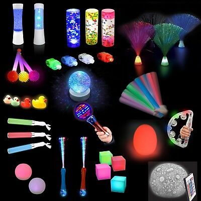 Handheld Sensory 'Light-Up' Toys And Tools Range | Special Needs & Educational • 15.99£