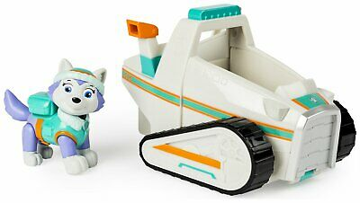 PAW Patrol Everest's Snowmobile Pup & Vehicle Playset • 10£