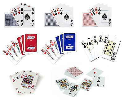 COPAG Poker Size Single Deck PLAYING CARDS - Range Of Designs - 100% Plastic • 7.95£