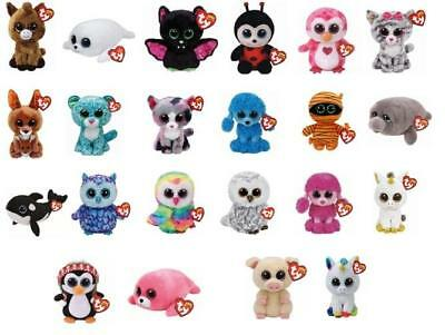 Ty Beanie Boos 6 Inch 15cm Plush Soft Toys Choose From A Selection New With Tag • 4.95£