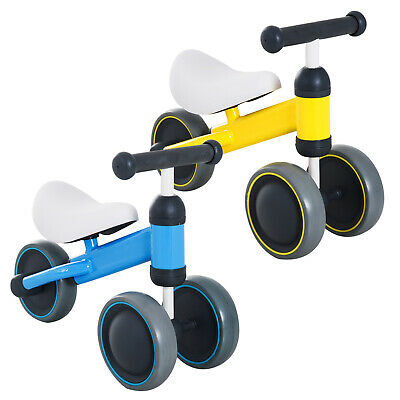 Kids Balance Tricycle 3 Wheel Ride-on Bike Trike Pedal Free Baby Toddler • 26.99£