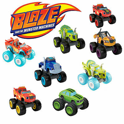 Blaze And The Monster Machines Diecast Vehicles *CHOOSE YOUR FAVOURITE* • 6.99£