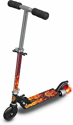 Zinc Outlaw Flame Scooter - Black. • 18.19£