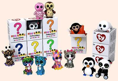 Ty Mini Boos Series 1 Mini Figures Hand Painted Toys  Choose Your Own Character • 3.95£