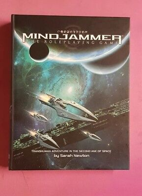 Mindjammer The Roleplaying Game Core Book - Transhuman Modiphius Rpg Roleplay  • 29.99£
