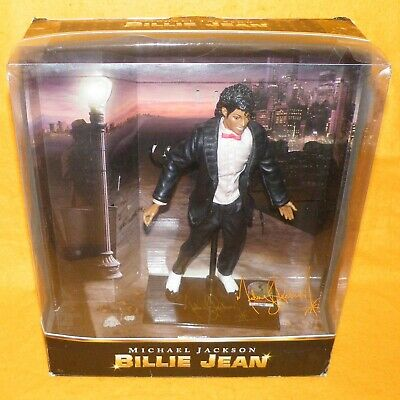 2010 Playmates Toys Character Michael Jackson Billie Jean 10  Doll Figure Boxed • 99.99£