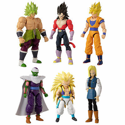 Dragon Ball Super - Dragon Stars Action Figures *CHOOSE YOUR FAVOURITE* • 19.99£