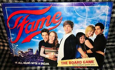 Fame : The Board Game • 7.99£
