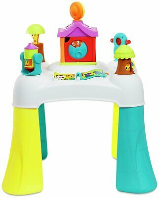 Little Tikes Switcharoo 3-in-1 Grow With Me School & Zoo Activity Table • 21£
