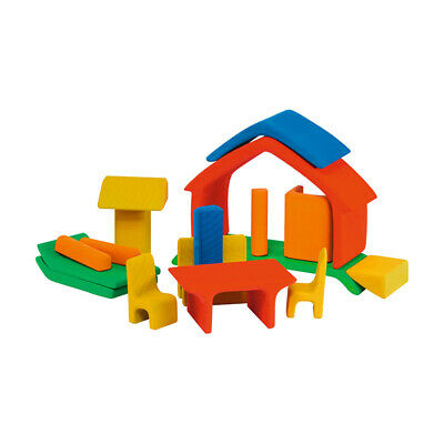 Glückskäfer 523266 Furniture Store Playhouse With Accessories New Wood! # • 40.37£