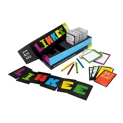Linkee Game From Ideal - Version 3 • 19.99£