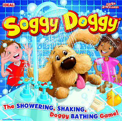 Soggy Doggy Game From Ideal • 19.99£