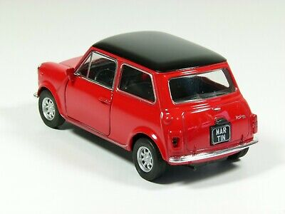 Personalised Plate Classic 1969 Mini Cooper Model Toy Car, Boy Dad Gift 11.5cm • 9.99£