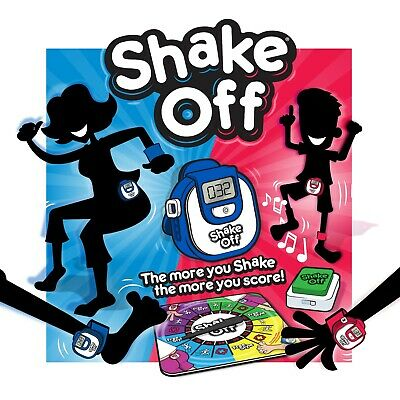 Shake Off! Game By Ideal • 19.99£