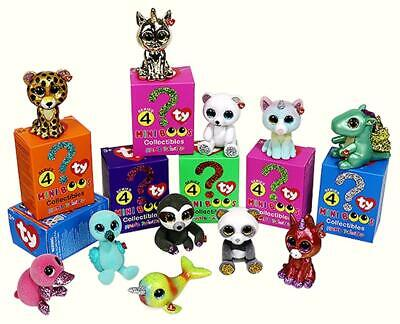 Ty Mini Boos Series 4 NEW Mini Figures Hand Painted   Choose Your Own Character • 3.95£