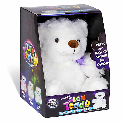My First Light Up Colours Plush Teddy Cuddly Toy Super Soft Glow Perfect Gift • 9.99£